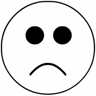 Small sad face clipart picture freeuse stock Sad Emoji Face PNG Images | Cliparts and Silhouettes | Free ... picture freeuse stock