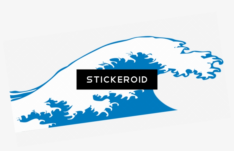 Smallradio clipart picture library Large Blue Wave - Wave Clipart Transparent Background ... picture library