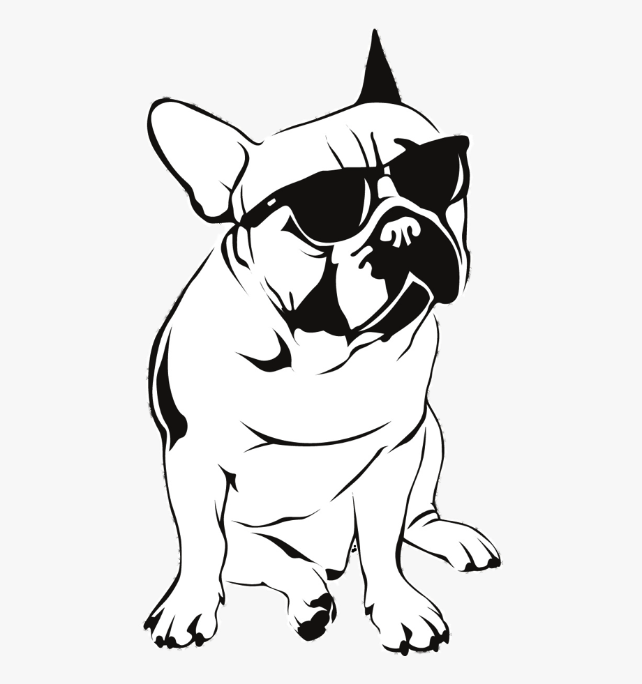 Smart bulldogs clipart clip transparent library The First International Magazine For French Bulldog - Dogs ... clip transparent library