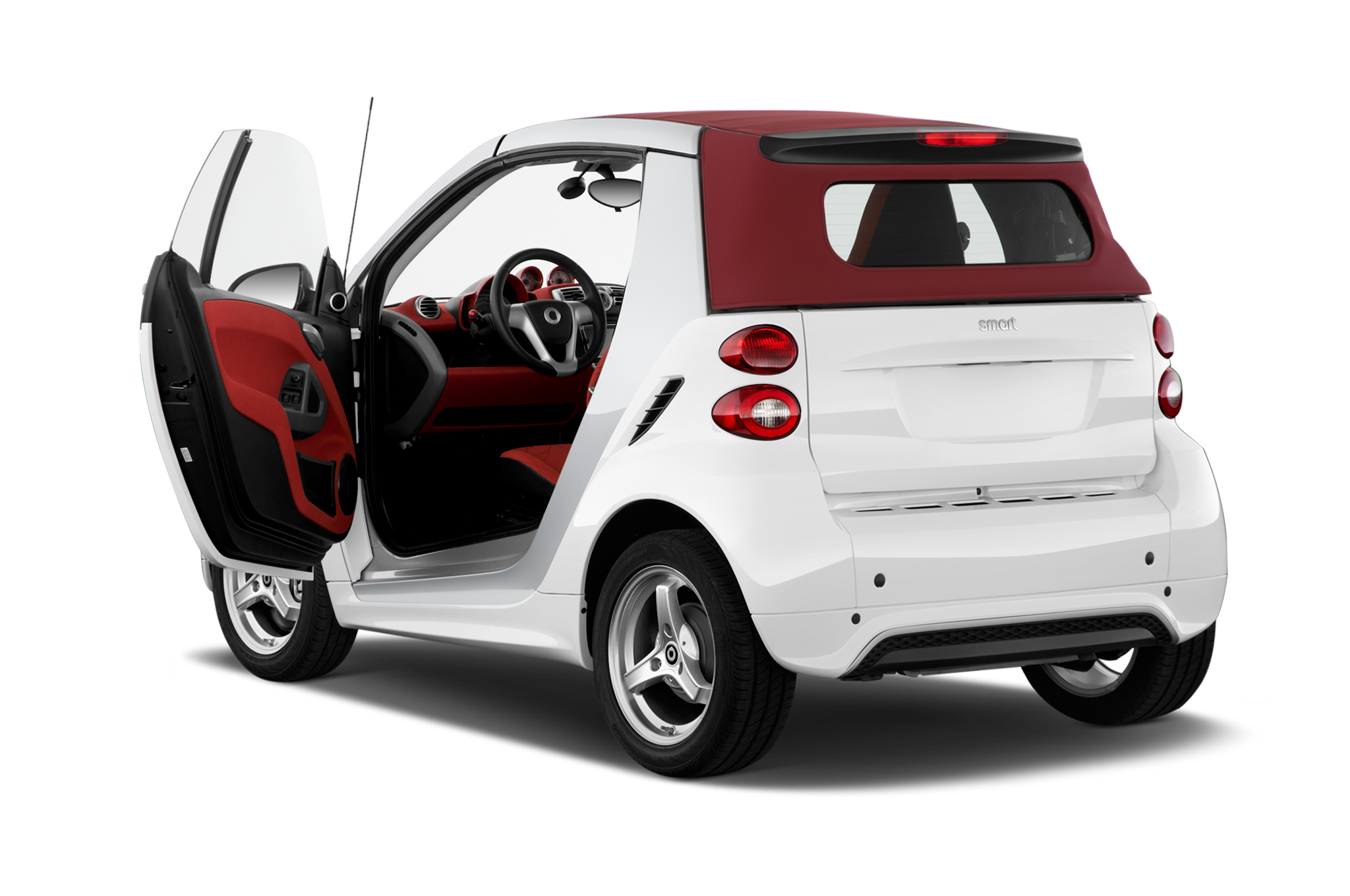 Smart car clipart clipart library download Next-Gen Smart ForTwo, ForFour Teased on Video – Automobile Magazine clipart library download