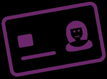 Smart card clipart vector transparent download Smartcard Icon #187985 - Free Icons Library vector transparent download