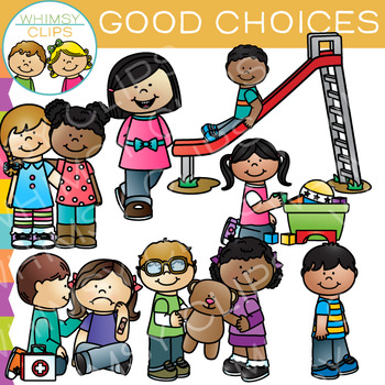 Smart choices clipart image library download Good Choices Behavior Clip Art image library download