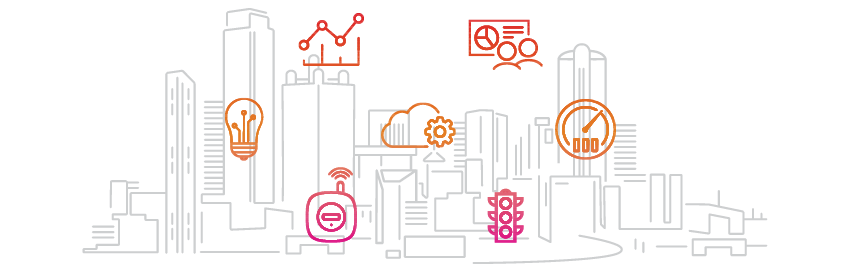 Smart cities clipart graphic royalty free library Smart Cities - Buddy Technologies, Ltd. graphic royalty free library