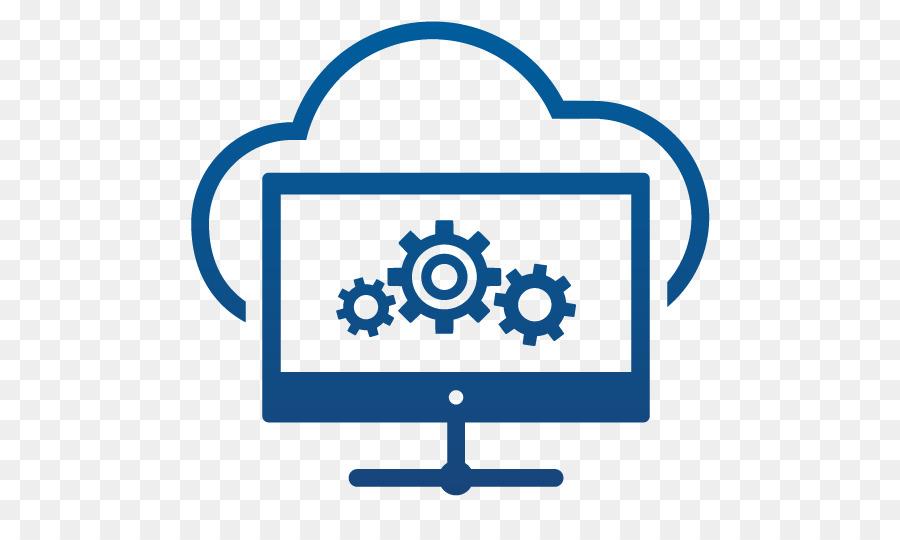 Smart logo clipart jpg freeuse library Cloud Logo clipart - Service, Blue, Text, transparent clip art jpg freeuse library