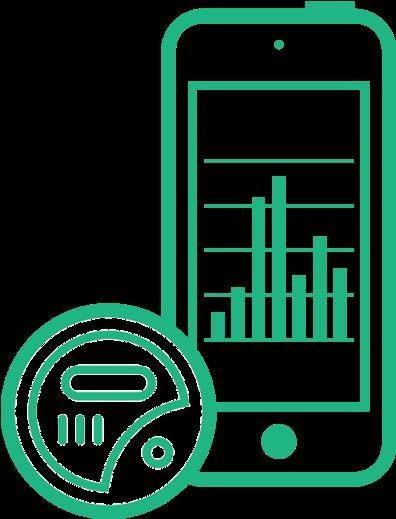 Smart meter clipart png transparent Predictive Engagement - Smart Meter Icon Png Clipart - Full ... png transparent