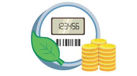 Smart meter clipart svg free download How To Make Good Use of Smart Meter Data - Facilities ... svg free download