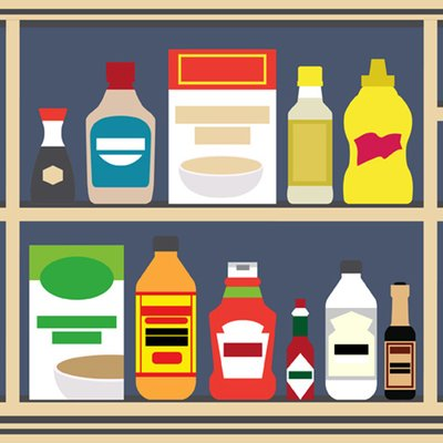 Smart pantry clipart banner transparent download How to Organize Your Pantry, Once and For All | Food & Wine banner transparent download