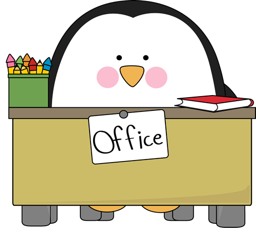 Smart penguin clipart clip library stock 37+ Clipart Office | ClipartLook clip library stock