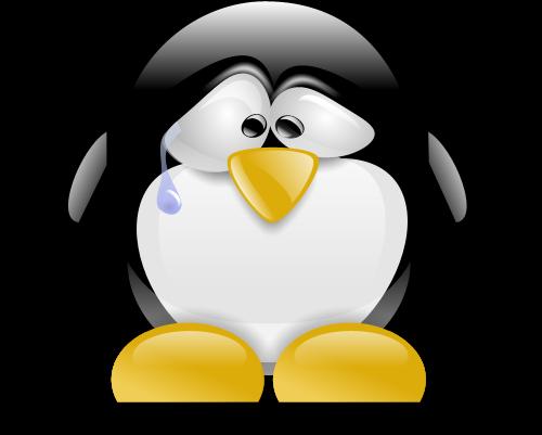 Tux penguin clipart clipart stock Sad Penguin :( #penguin | Penguins!! | Penguins, Penguin ... clipart stock