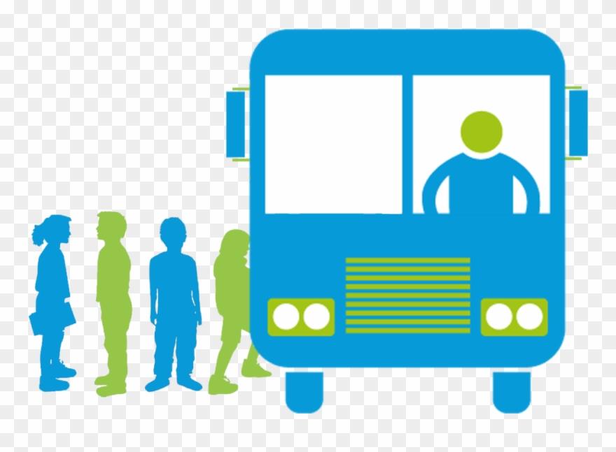 Smart school logo clipart svg black and white Smart School Transportation - School Bus Clip Art - Png ... svg black and white