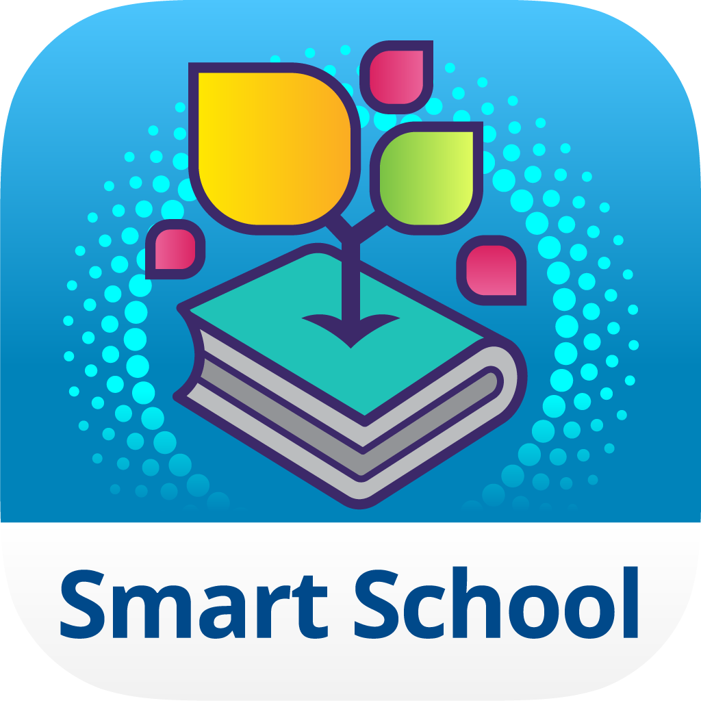 Smart school logo clipart vector stock HKTE Parent - Product and Services - HKT Education vector stock
