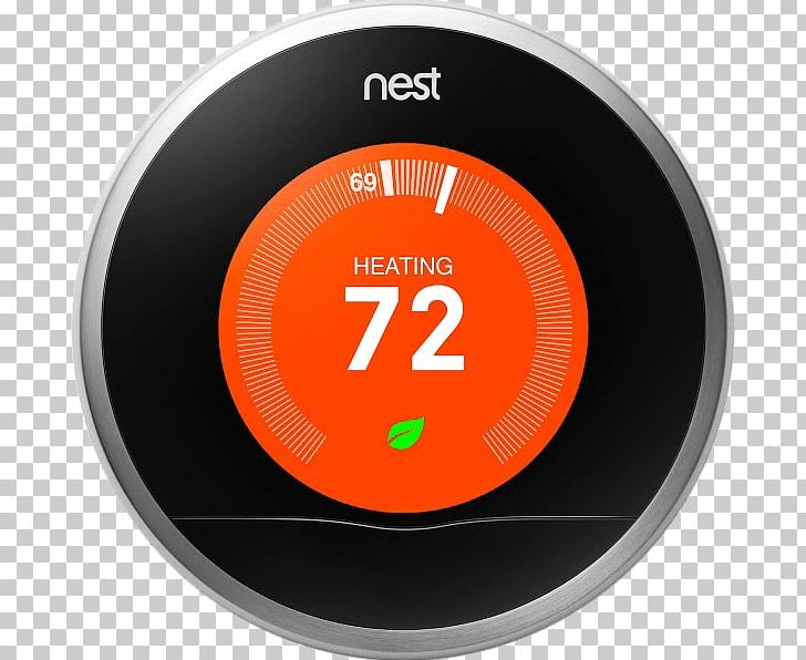 Smart thermostat clipart picture library download Nest Learning Thermostat Nest Labs Programmable Thermostat ... picture library download