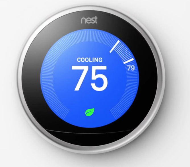 Library Of Smart Thermostat Banner Transparent Library Png