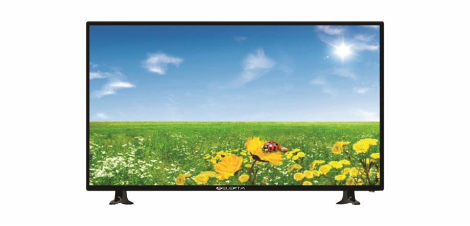 Smart tv clipart royalty free stock Elekta 43\\\