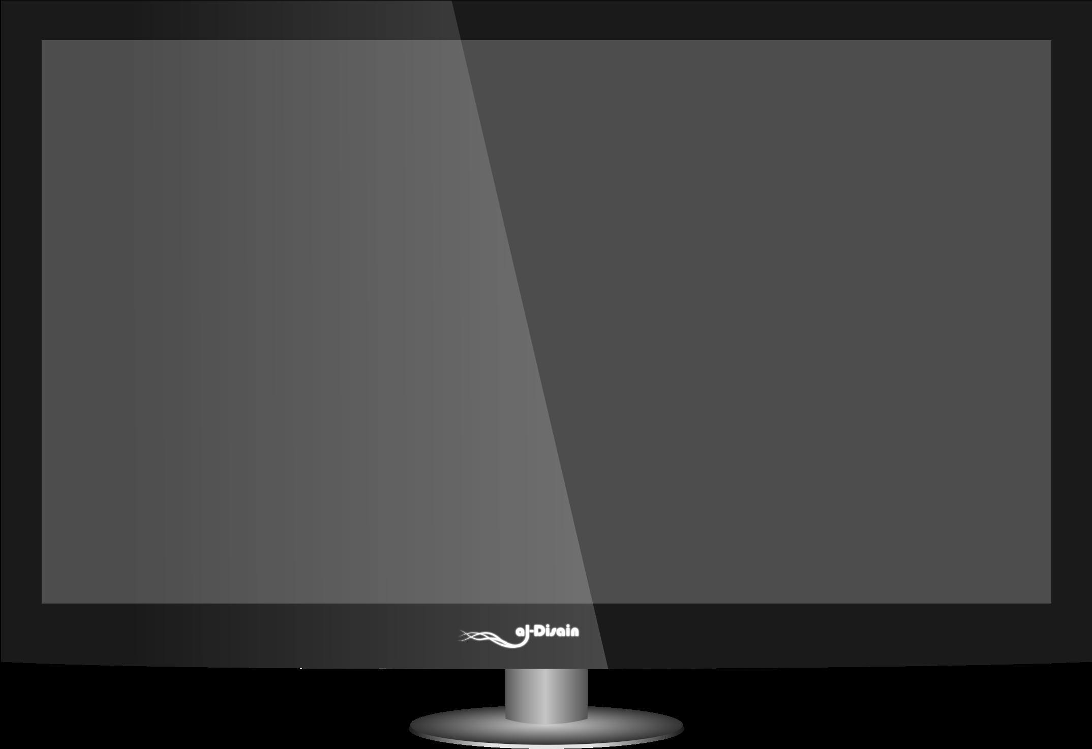 Smart tv icon clipart picture black and white download Download Clipart - Smart Tv Icon Png PNG Image with No ... picture black and white download