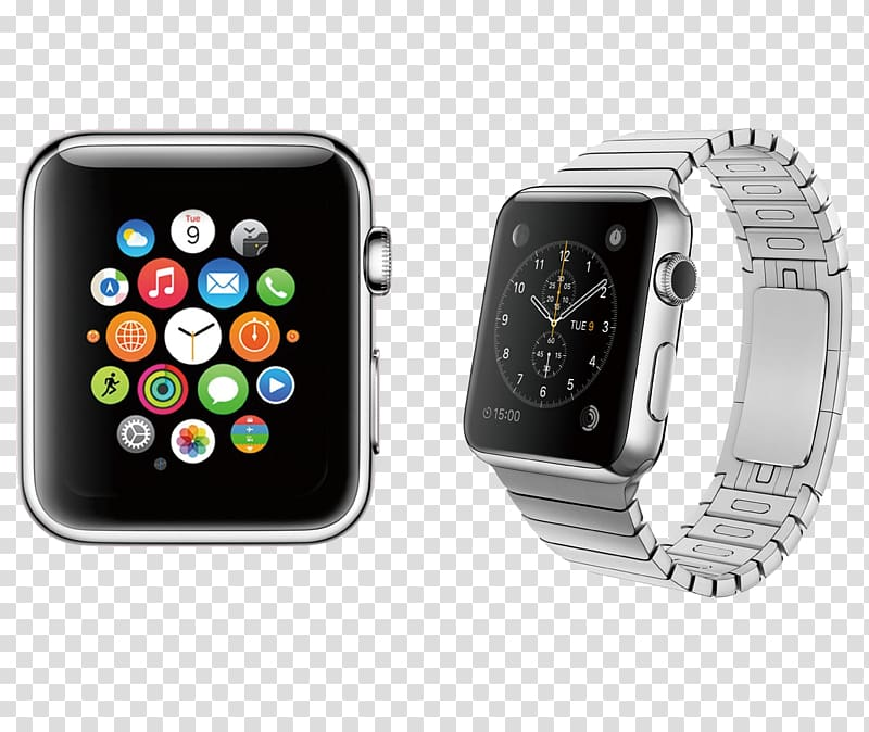 Smart watch clipart clip art black and white download Apple Watch Series 3 Apple Watch Series 2 Wearable ... clip art black and white download