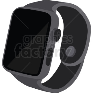 Smart watch clipart banner black and white library smart watch no background clipart. Royalty-free clipart # 409463 banner black and white library