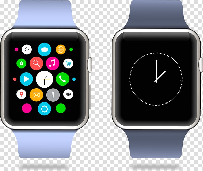 Smart watch clipart graphic library download Apple Watch Smartwatch, realistic smart watch transparent ... graphic library download