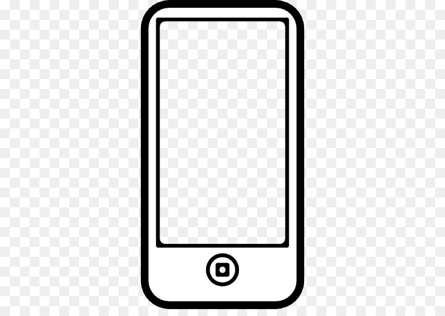Smartphone outline clipart jpg freeuse download Iphone Background clipart - Iphone, Telephone, Smartphone ... jpg freeuse download