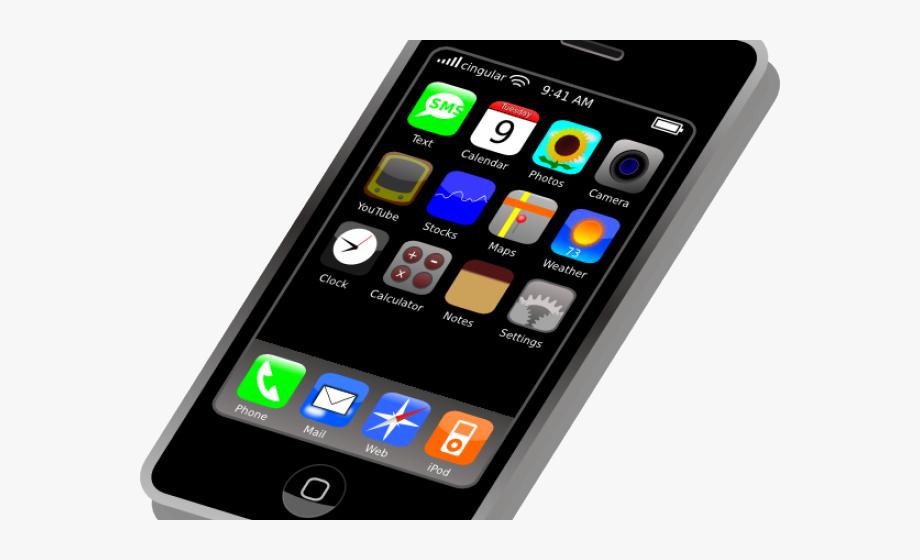 Smartphone transparent clipart jpg transparent stock Android Clipart Cartoon Smartphone - Transparent Cell Phone ... jpg transparent stock