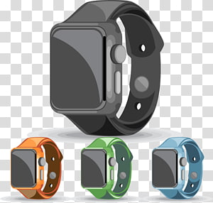 Smartwatch turned clipart svg image stock Apple Watch Series 2 Smartwatch Mobile app, smart watch ... image stock