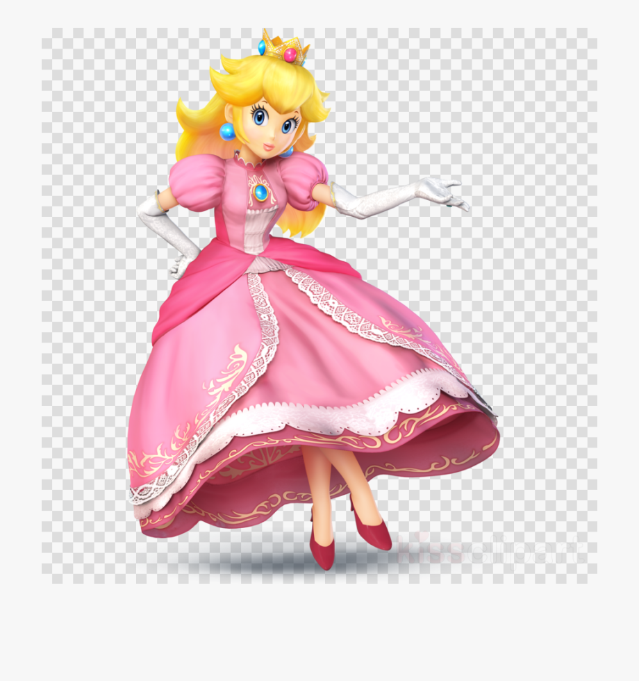 Super princess peach clipart svg royalty free stock Princess Peach Clipart Super Princess Peach Mario - Super ... svg royalty free stock