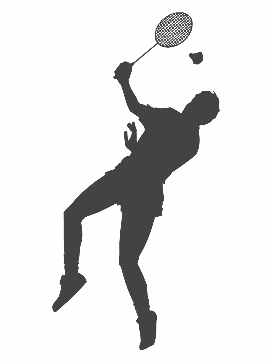 Smashed football player clipart png royalty free Badminton Racket Shuttlecock Smash Clip Art Transparent ... png royalty free
