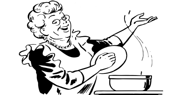 Smell dinner cooking clipart clip art black and white download Evoking Memories in Seniors With Home Cooking and Other ... clip art black and white download