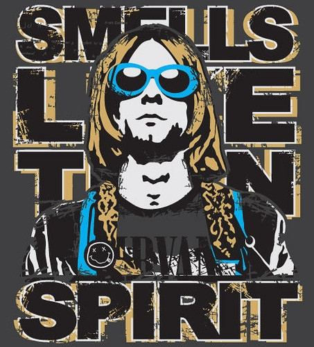 Smells like teen spirit graphic freeuse 25 years ago today Nirvana released Smells Like Teen Spirit | Rock ... graphic freeuse