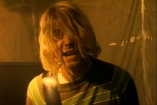Smells like teen spirit clip transparent stock Nirvana's 'Smells Like Teen Spirit' Video Smashed Bass Hits the ... clip transparent stock