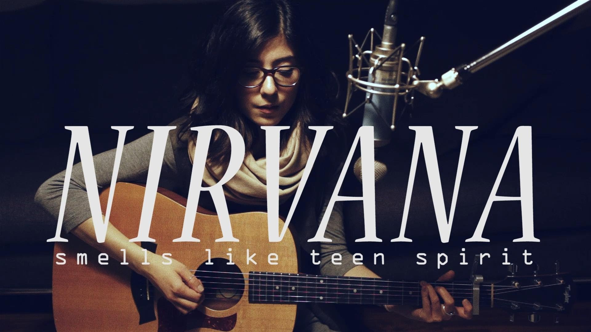 Smells like teen spirit image Nirvana - Smells Like Teen Spirit (Cover) by Daniela Andrade - YouTube image