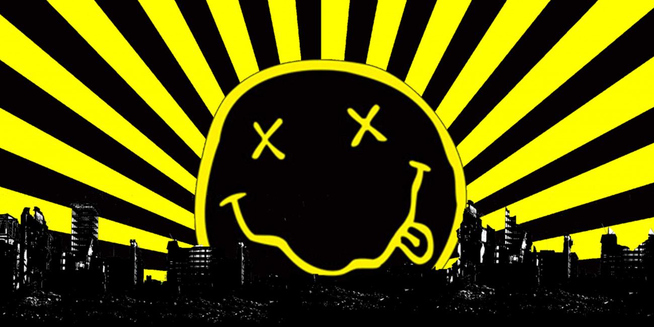 Smells like teen spirit vector download Nirvana 'Smells Like Teen Spirit' 25 Years Later vector download