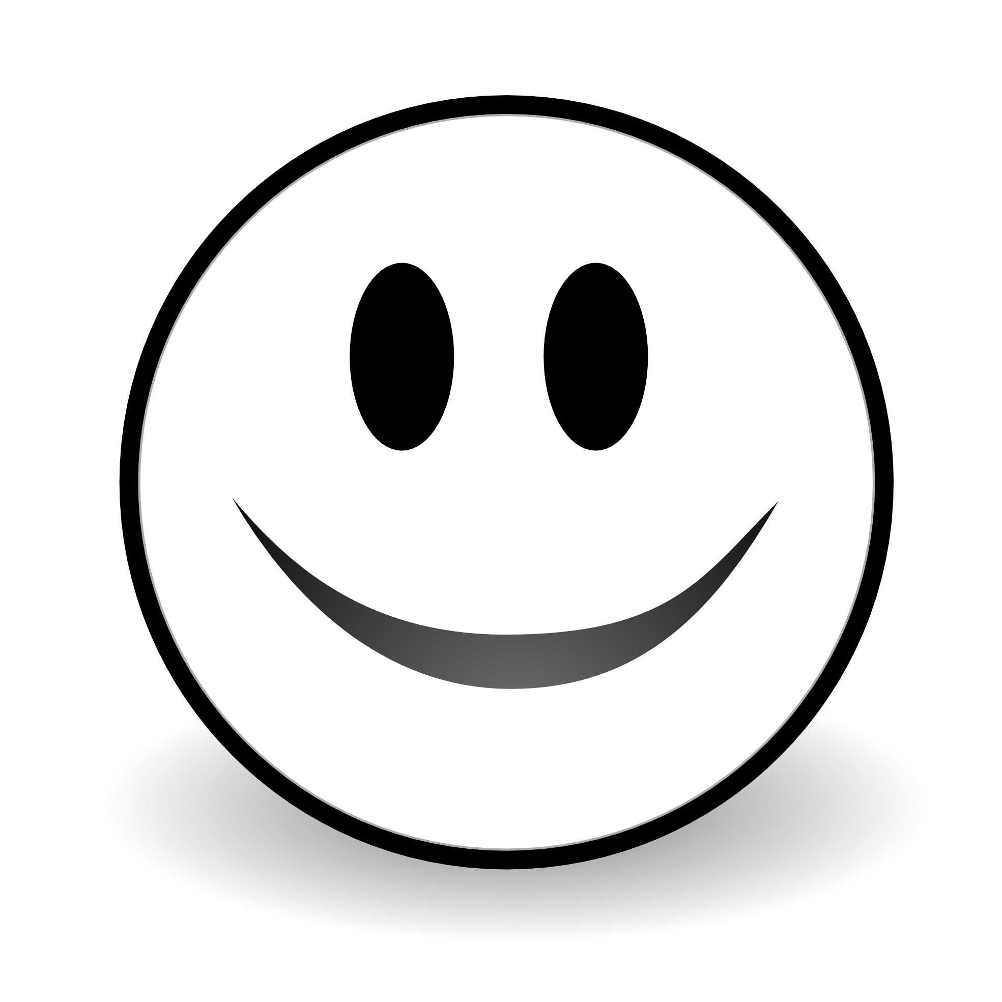 Smile getting bigger black and white clipart graphic download Free Smile Cliparts, Download Free Clip Art, Free Clip Art ... graphic download