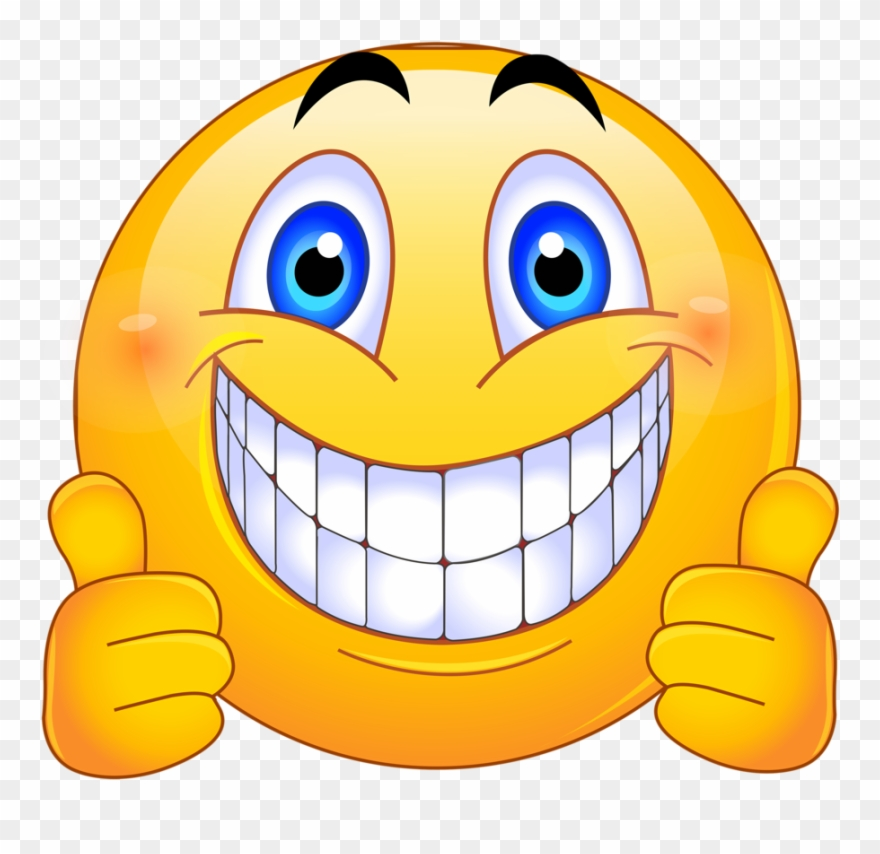 Smile clipart clip black and white Emoji Feliz Png - Emoticon Smile Clipart (#886440) - PinClipart clip black and white
