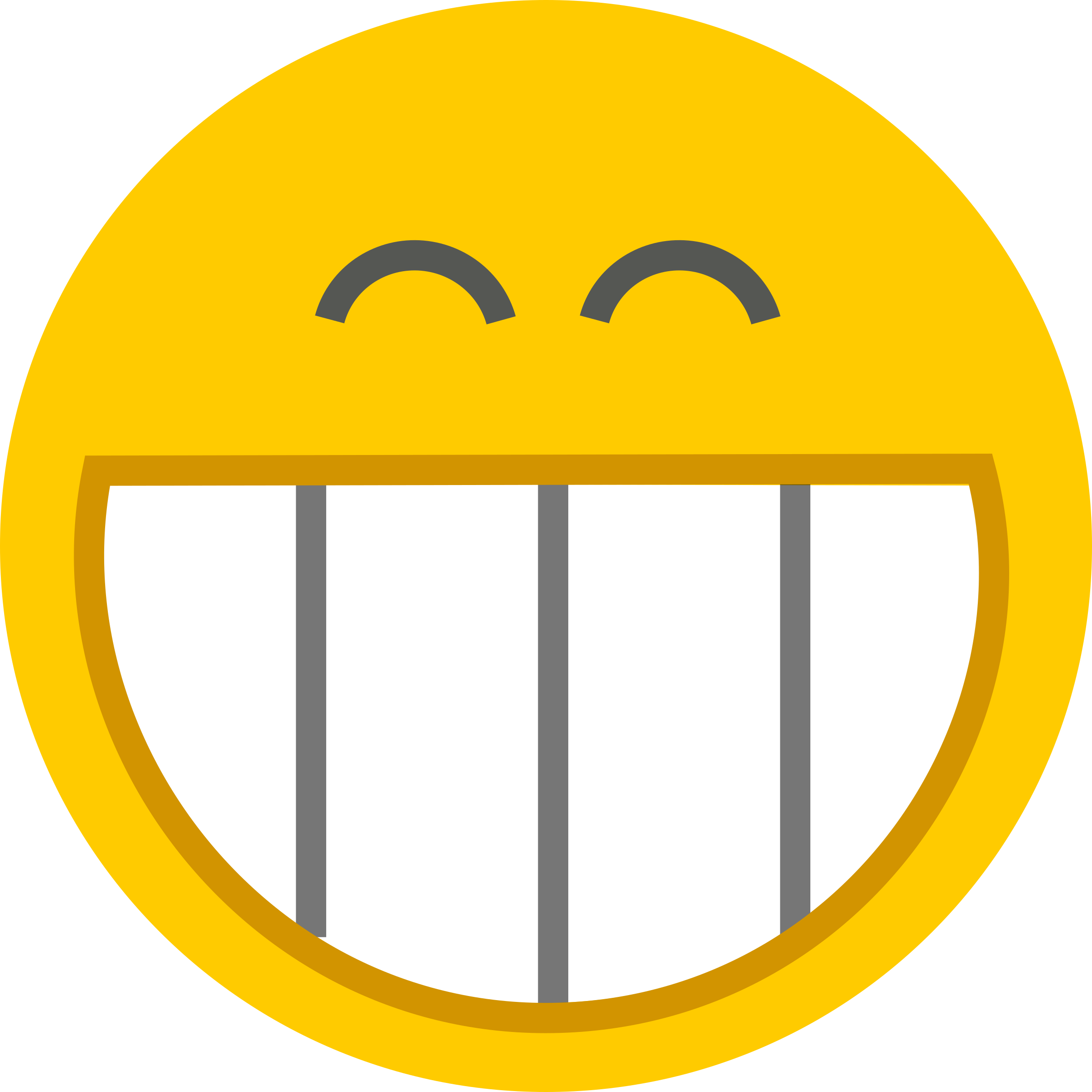 Smile cliparts banner royalty free stock Cartoon smile clip art the cliparts - Clipartix banner royalty free stock