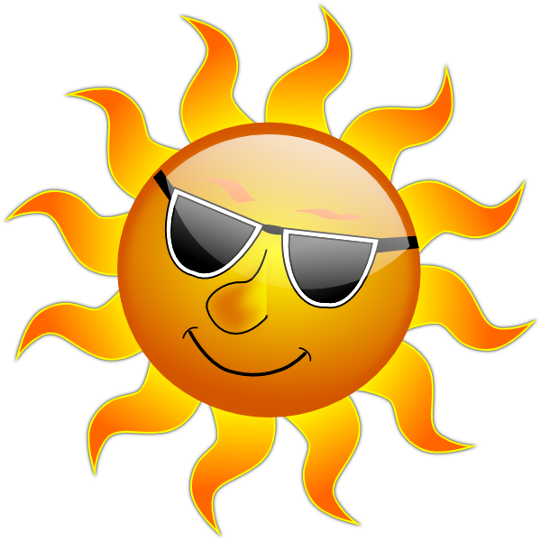 Smile house clipart image library library sun face clip art | Summer Smile Sun clip art - vector clip art ... image library library