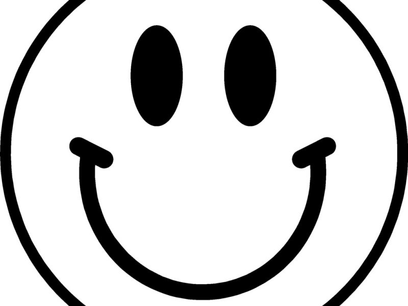 Smiley face clipart black and white no background png library library Smiley Transparent Background | Free download best Smiley ... png library library