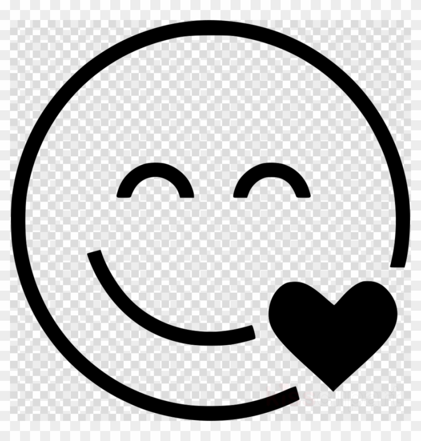 Smiley face clipart black and white no background transparent Transparent Background Copyright Symbol Clipart Royalty-free ... transparent