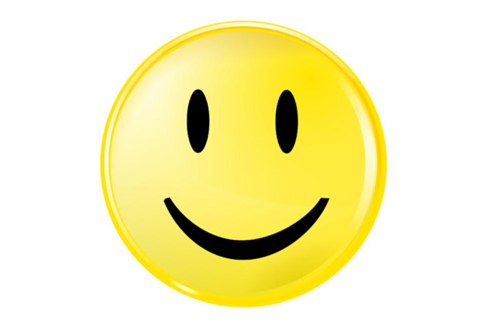 Smiley face clipart emoji