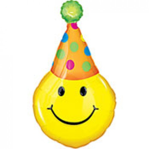 Smiley face happy birthday clipart clip art free Free Party Smileys Cliparts, Download Free Clip Art, Free ... clip art free