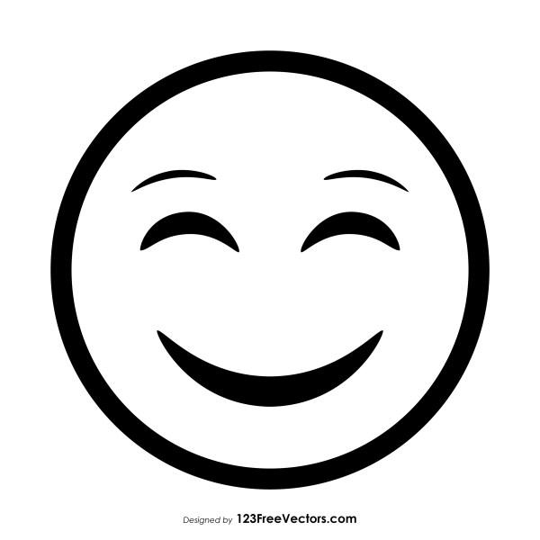 Smiley face outline clipart clip transparent download Smiley Face Outline clip transparent download