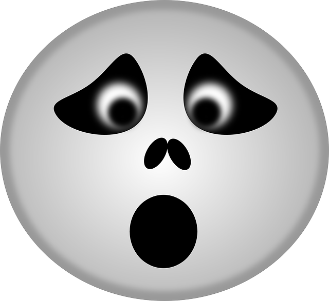 Smiley pumpkin clipart clip royalty free stock Free Image on Pixabay - Skull, Spooky, Ghost, Emoticon   Emoticon clip royalty free stock