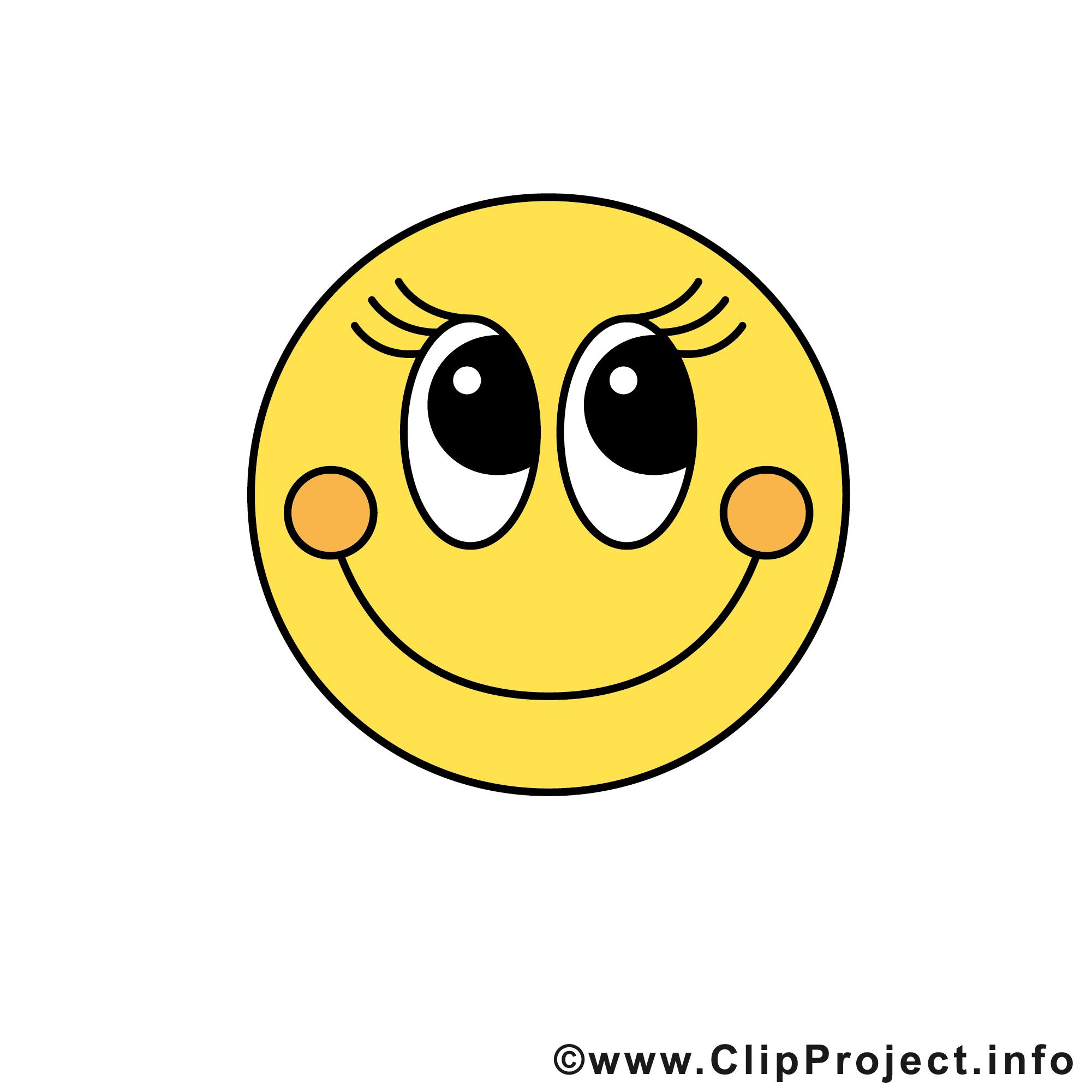 Smilies cliparts kostenlos