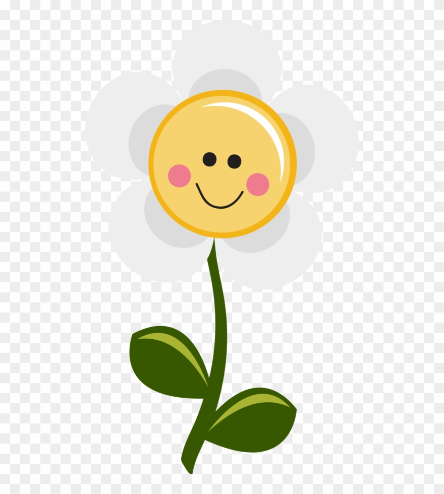 Smiling daisy clipart png royalty free download Smiley - Happy Daisy Flower Clipart (#934721) - PinClipart png royalty free download