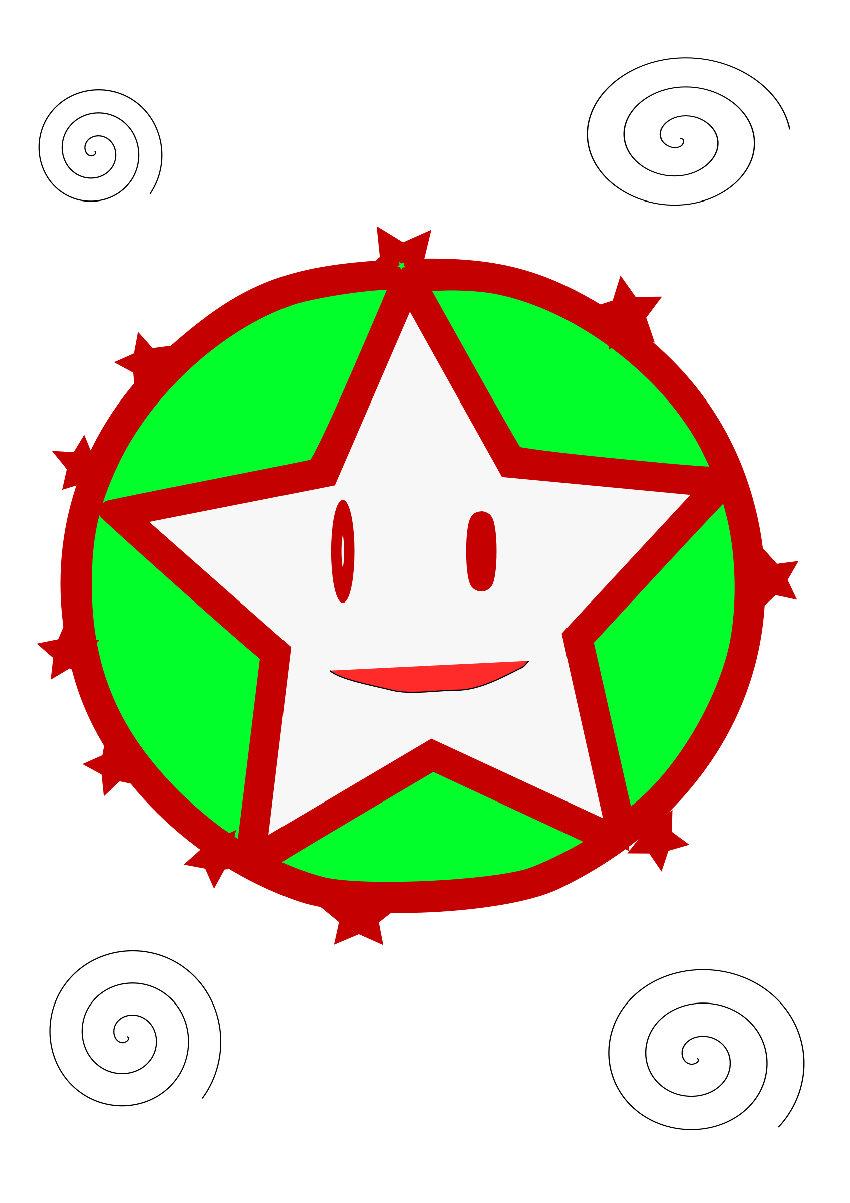 Smiling star clipart vector download Smiling Star Icons PNG - Free PNG and Icons Downloads vector download