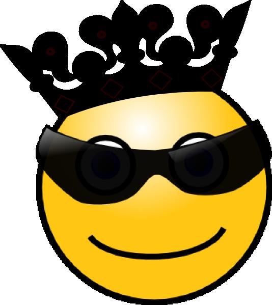 Smiling sun with sunglasses clipart image transparent stock Royal Sun Clip Art at Clker.com - vector clip art online, royalty ... image transparent stock