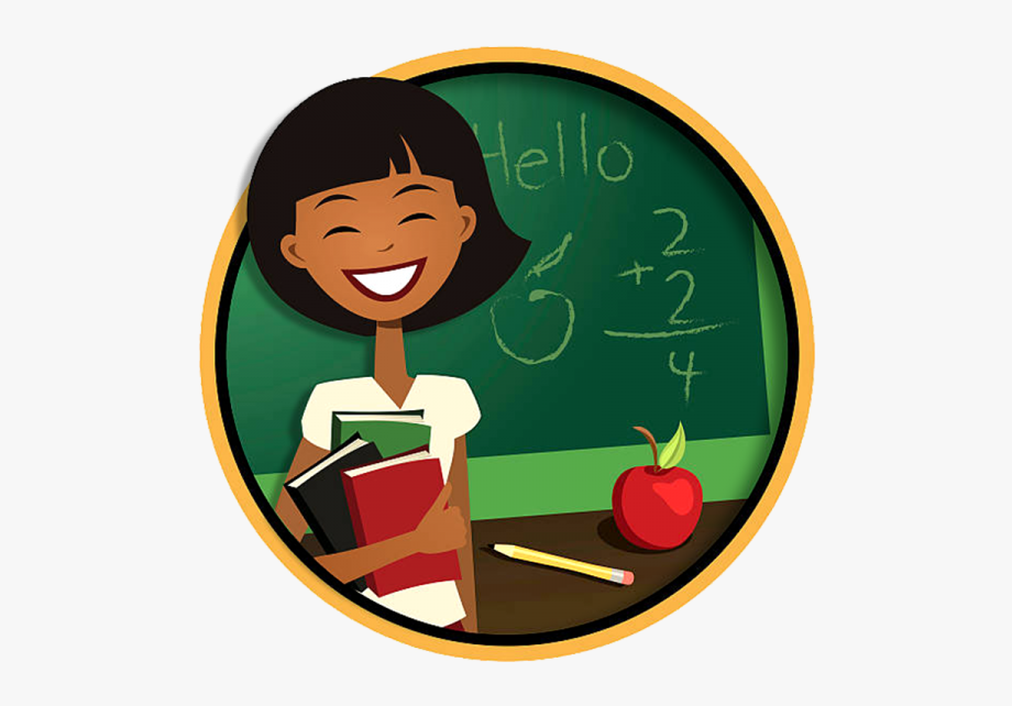 Smiling teacher clipart picture free library Our Staff - Smiling Teacher Clip Art, Cliparts & Cartoons ... picture free library