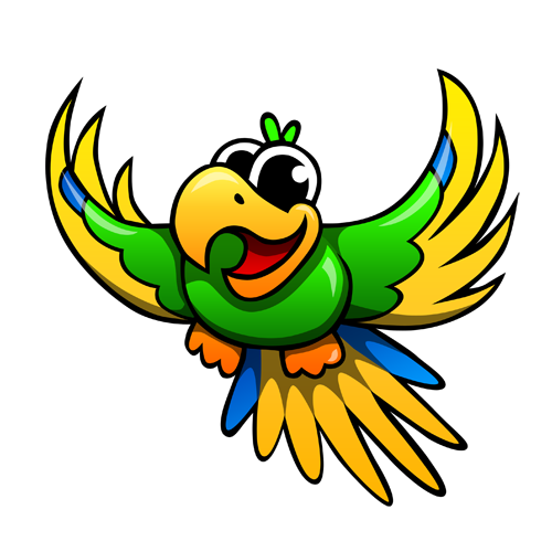 Smilingparrot clipart picture free library Bird Parrot clipart - Parrot, Yellow, Bird, transparent clip art picture free library