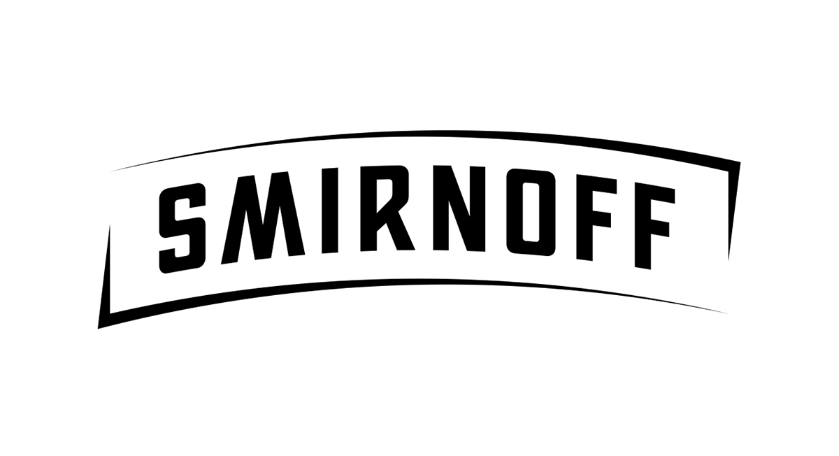 Smirnoff logo clipart png download Smirnoff on Behance png download