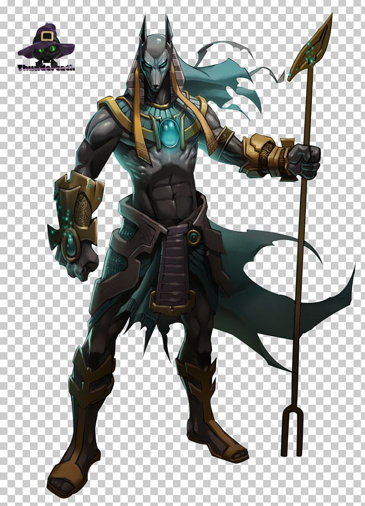 Smite anubis clipart png black and white library Smite Anubis II Hades Thanatos PNG, Clipart, Action Figure ... png black and white library